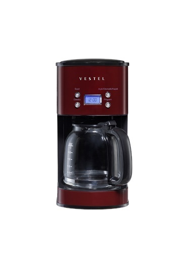 Vestel Vestel Retro Kahve Makinesi Renkli